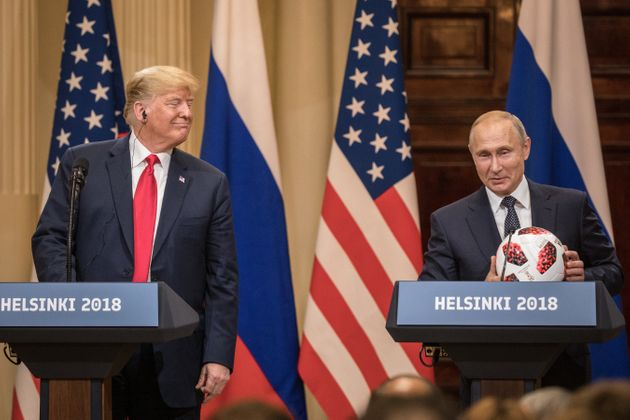 An Attempt To Understand Donald Trump's Comments On Putin and Russian