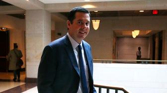 House Intelligence Committee Chairman Devin Nunes (R-CA) arrives for a classified members of Congress only briefing on election security held by the Director of the FBI, the Director of National Intelligence and the Secretary of the Department of Homeland Security for the U.S. House of Representatives on Capitol Hill in Washington, U.S., May 22, 2018. REUTERS/Leah Millis