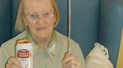 HERO: Stella Artois And Custard Creams Are The Secret To A Long Life, Says