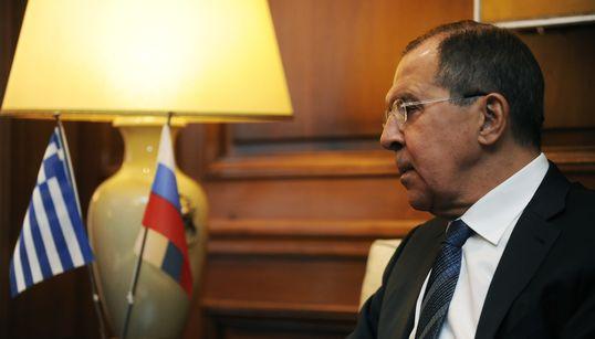 Αυτοπροσκαλέστηκε στην Ελλάδα ο Λαβρόφ δηλώνουν διπλωματικές πηγές, ενώ η ρωσική πλευρά