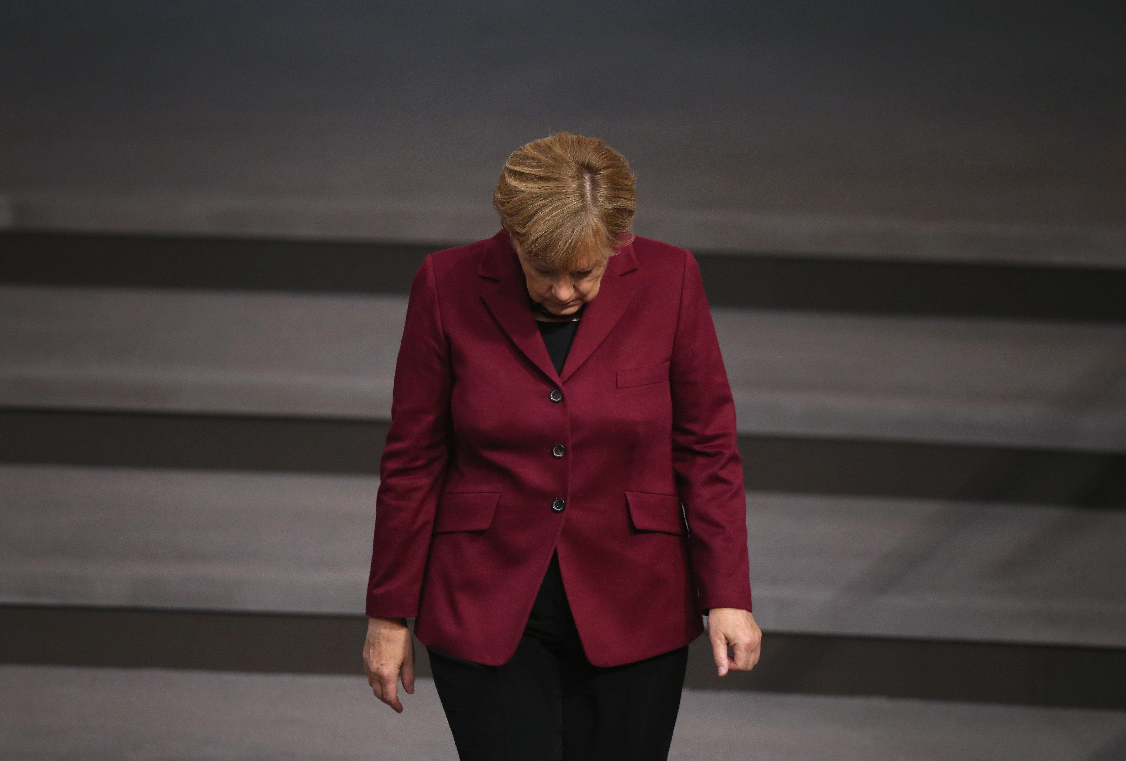 Wenn Merkel weg ist, wird gar nichts