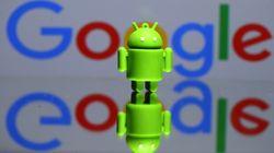 Android: L'UE n'avait jamais infligé une aussi grosse sanction, 4,34 milliards d'amende contre