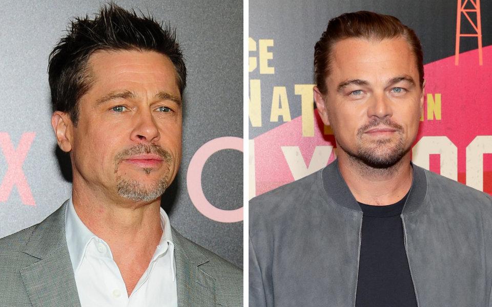 Brad Pitt, Leonardo DiCaprio refused 'Brokeback Mountain': Gus Van Sant