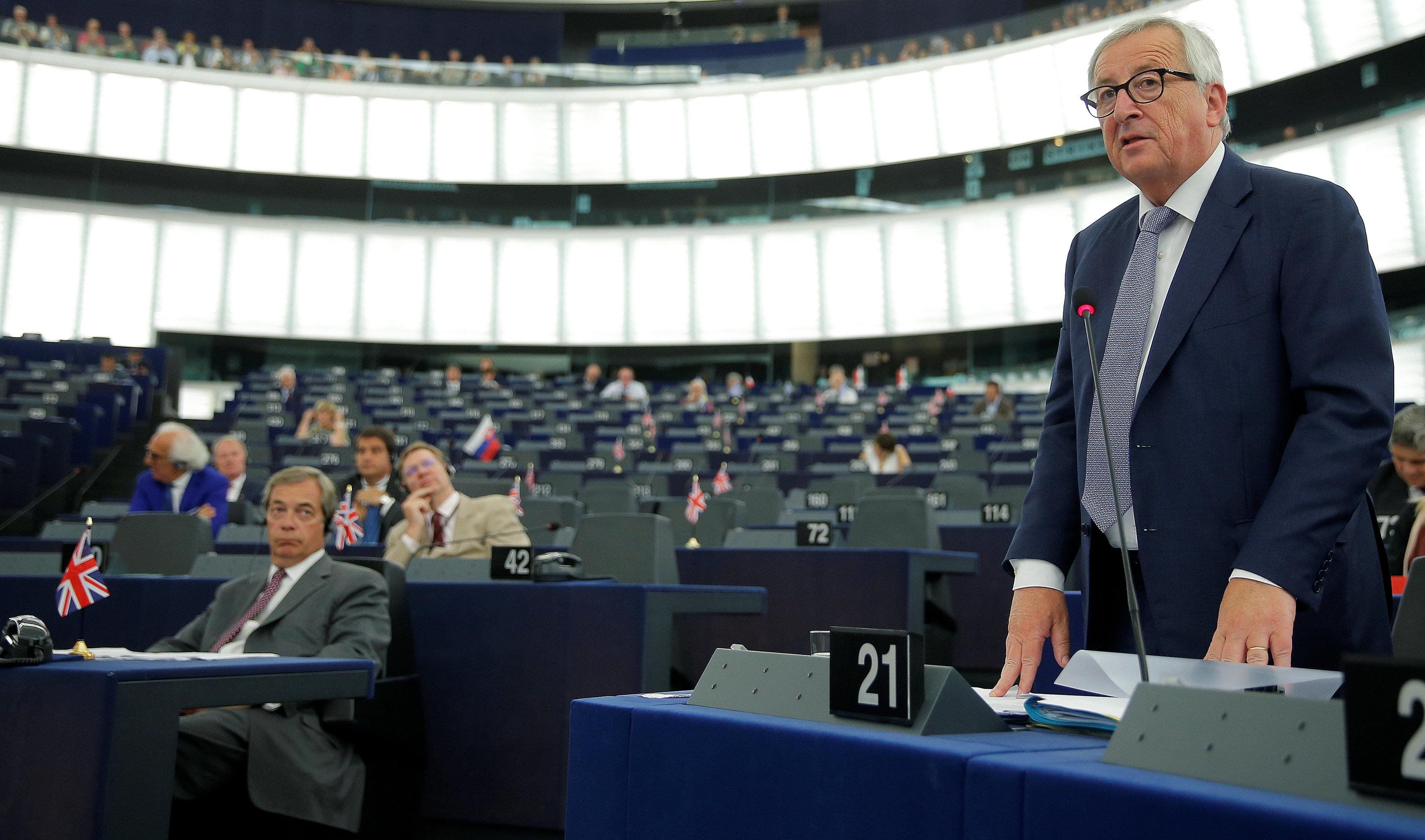 Die EU-Kommission warnt vor dem