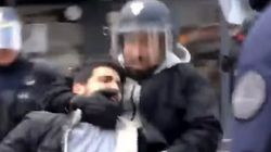 Aide To French President Emmanuel Macron Allegedly Beats Protester On