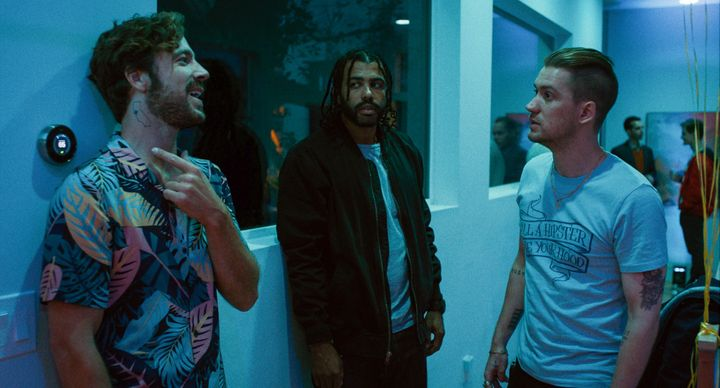 """Blindspotting"" uses gentrification as a theme to depict the tension and violence that occurs when new residents aim to rapid"