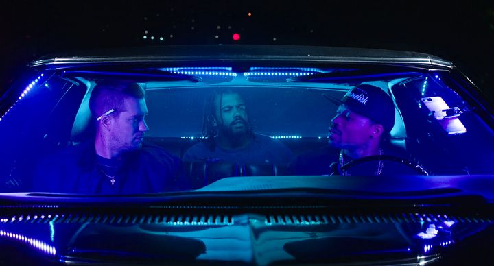 "Daveed Diggs and Rafael Casal hoped to capture the true essence of Oakland in ""Blindspotting."""