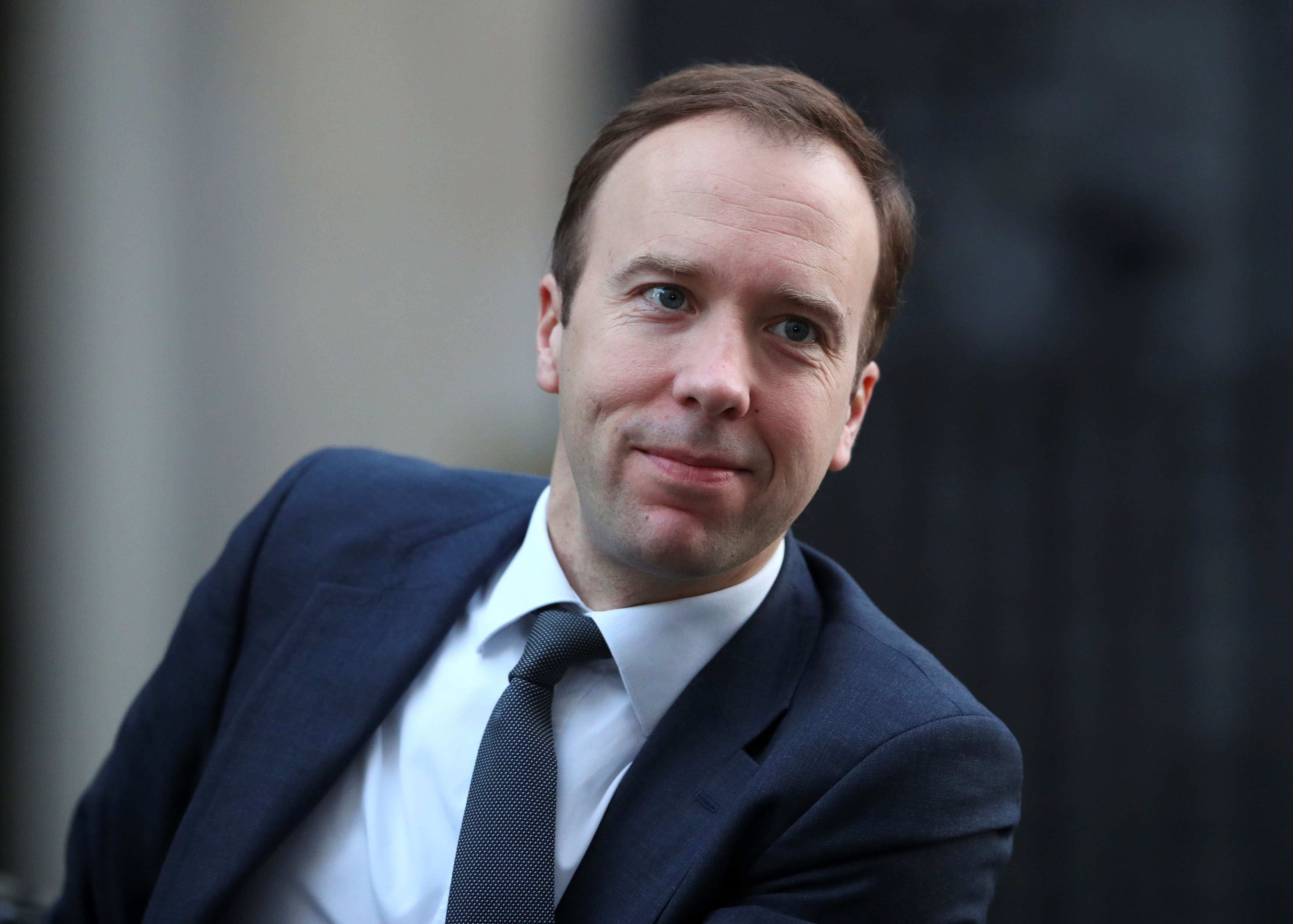 Health secretary Matt Hancock tells how NHS saved his sister's life