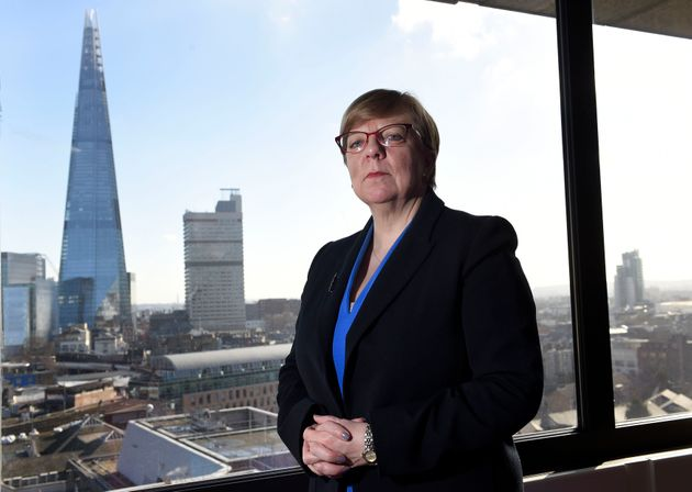 Director of Public Prosecutions Alison Saunders, who is to stand down in the autumn at the end of her five year term of office