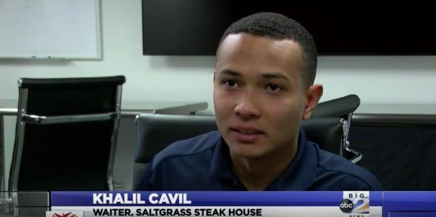 Texas Restaurant Says Server 'Fabricated' Story Of Racist Receipt Message