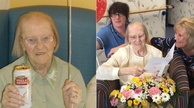 올해 100번째 생일을 맞은 할머니가 지금도 매일 먹는