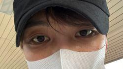 김재중의 히로시마 재해 복구 자원봉사에 감사가 이어지고