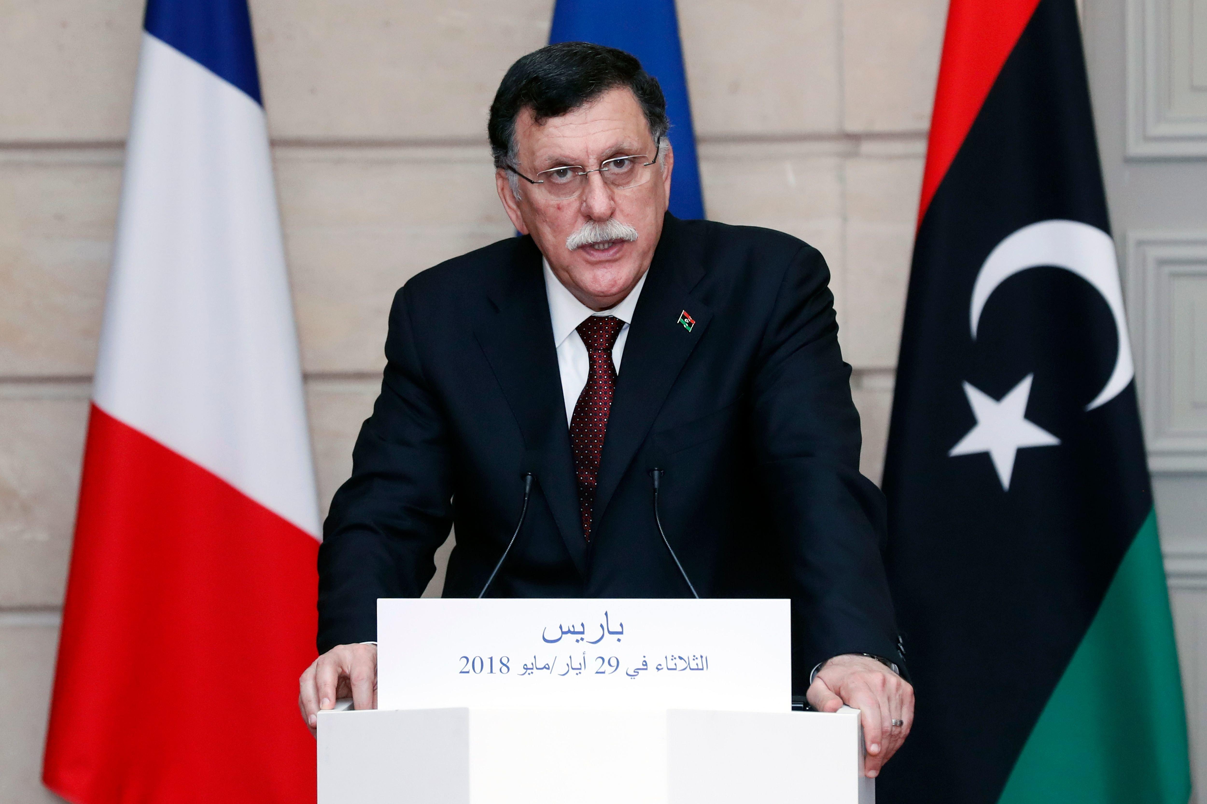 Libyens Premier will keine EU-Flüchtlingszentren in seinem