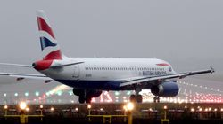 BA Flight Emergency Closes Airport