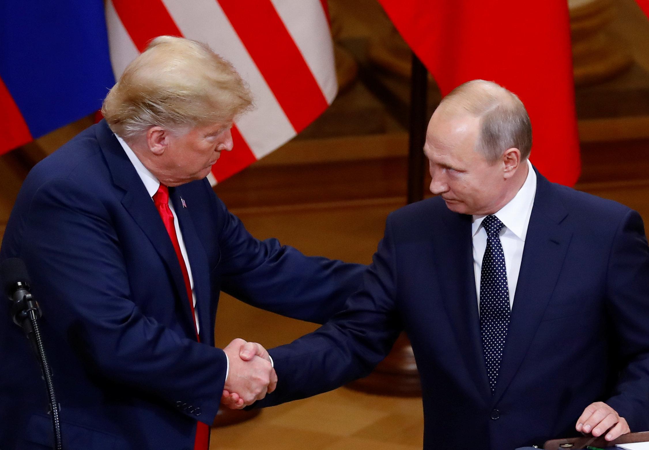 Brisanter Vorschlag: Putin soll Trump ein Ukraine-Referendum vorgeschlagen