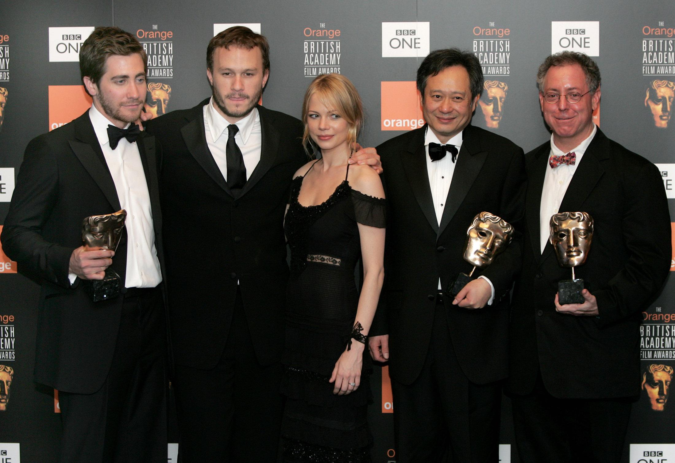 Leonardo DiCaprio και Brad Pit είχαν πει «όχι» στο «Brokeback