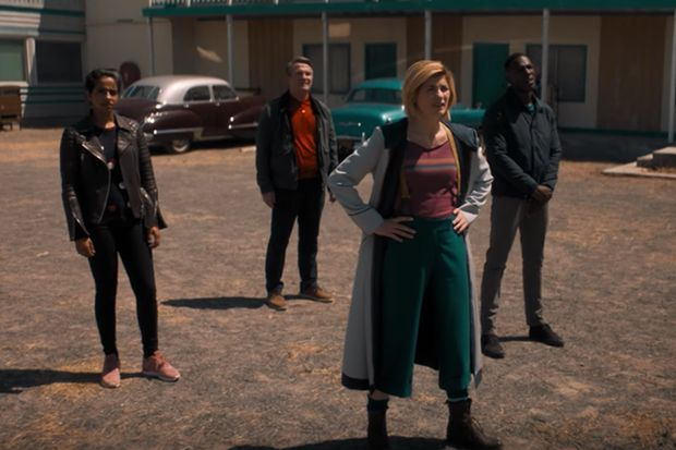 Full Trailer For Jodie Whittaker's First 'Doctor Who' Series Debuts At