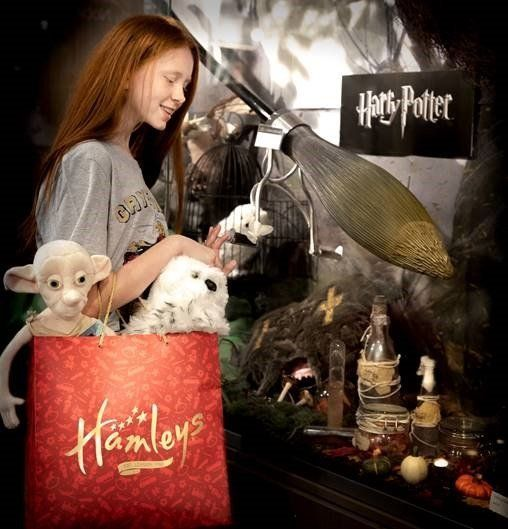 Hamleys Just Launched A Huge Harry Potter Department And It Looks