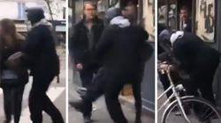 France: Une vidéo inédite montre que Alexandre Benalla a également agressé une femme le 1er