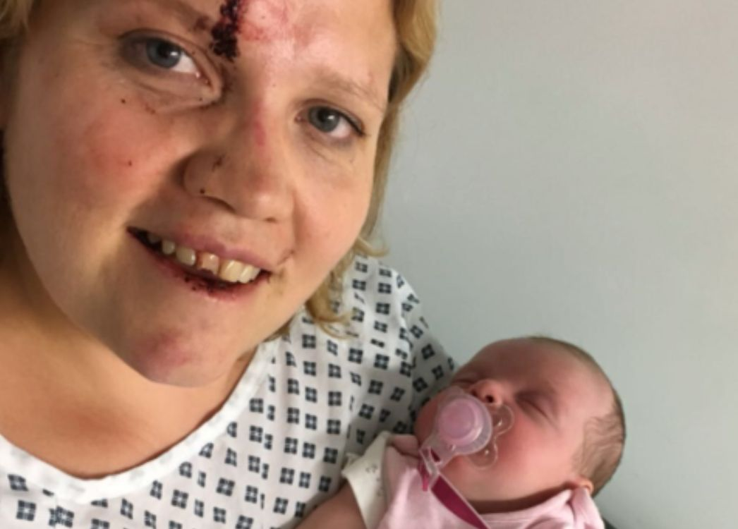 Mother Of Snatched Baby Tells Of Being Run Over By Her Own