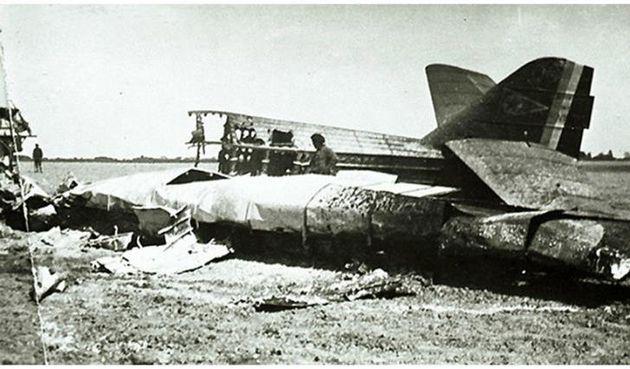 Αποκαλυπτήρια αεροσκάφους