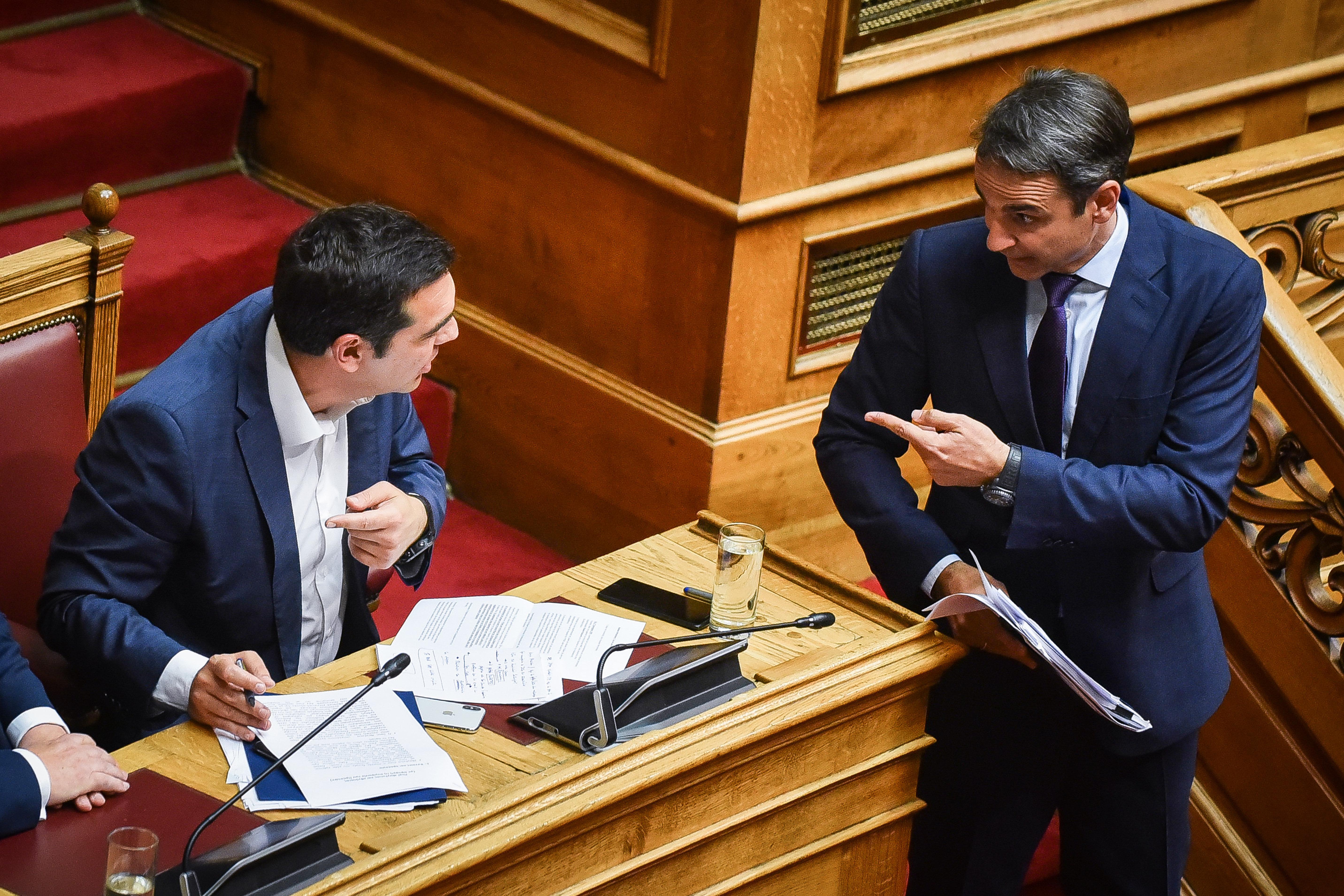 Κυβέρνηση: Και ο Κ. Μητσοτάκης παραδέχεται ότι δεν υπάρχει τέταρτο
