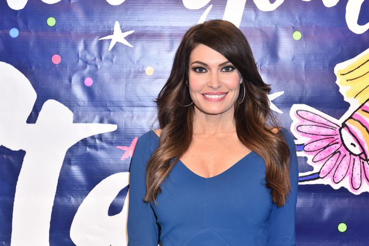 Kimberly Guilfoyle was rumored to be a candidate to replace then-White House press secretary Sean Spicer last year.
