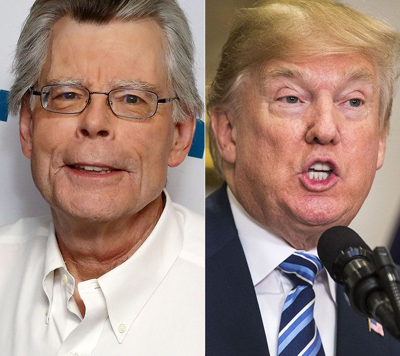 Stephen King Zings Donald Trump And Vladimir Putin With George Orwell Quote