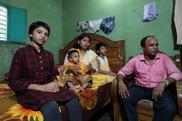 한국에서 태어나 한국이 쫓아낸 아이 마히아는