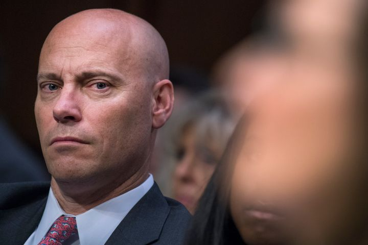 Marc Short, a frequent defender of President Donald Trump, plans to teach at the University of Virginia beginning next month.
