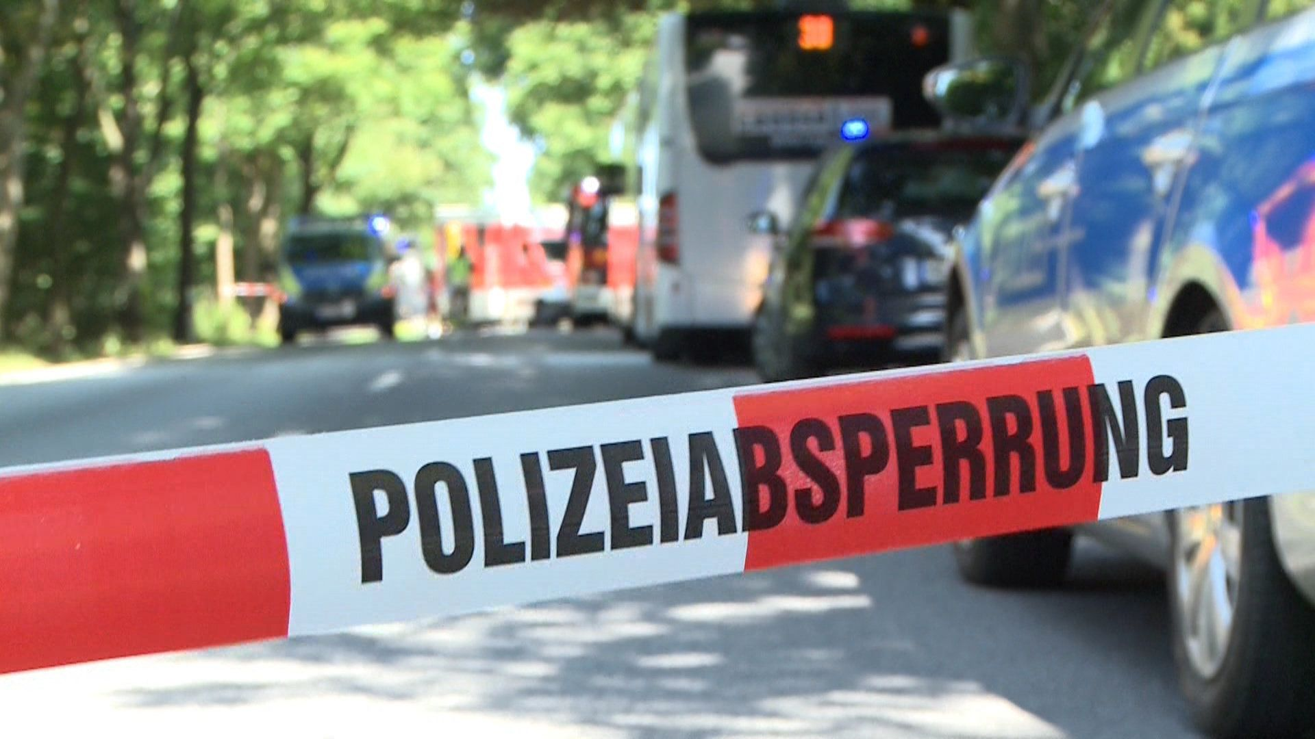 Knife Attack On Busy Bus In Germany Leaves At Least 14 Wounded