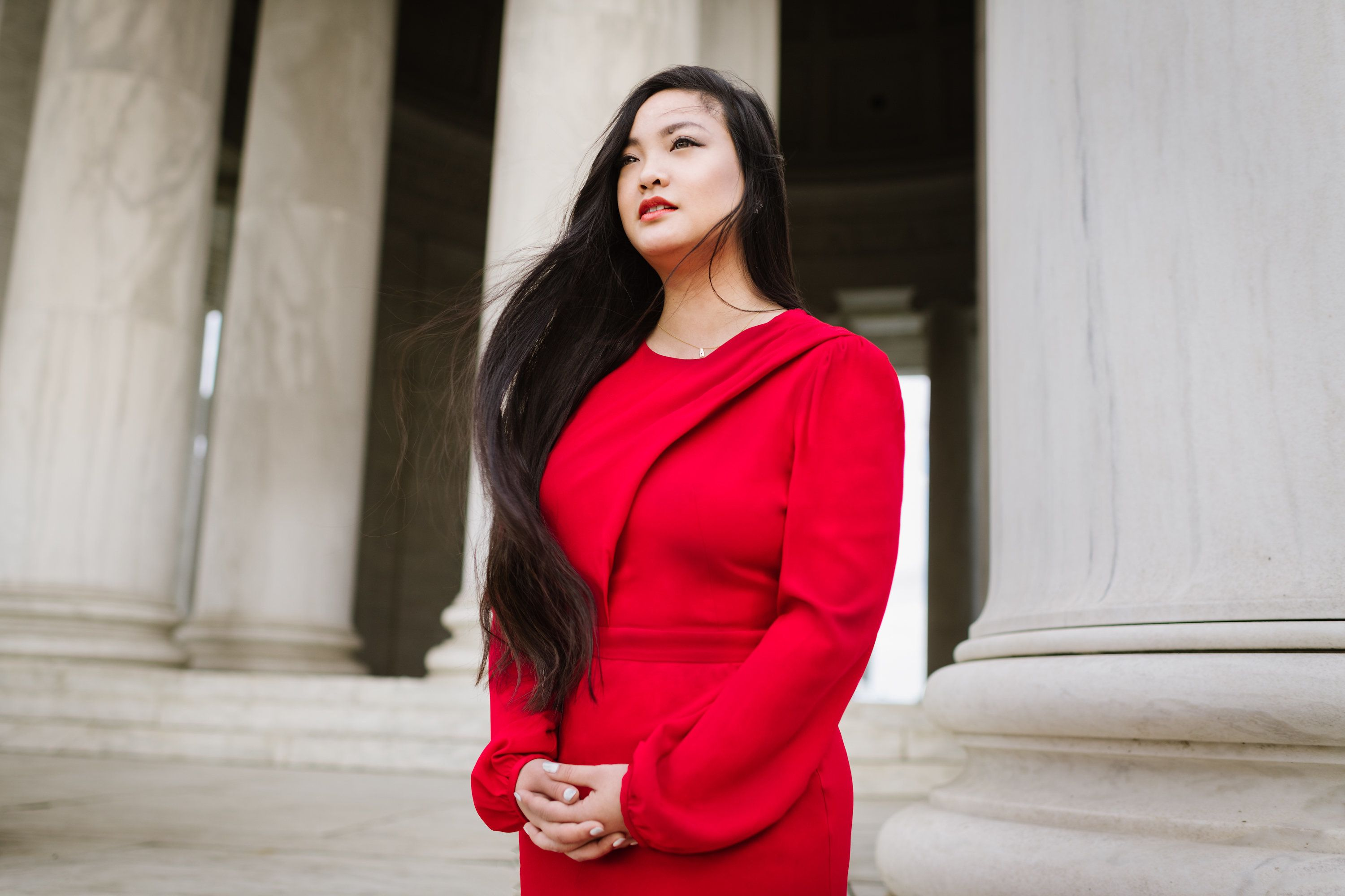Amanda Nguyen is the founder and president of national civil rights nonprofit organization Rise.