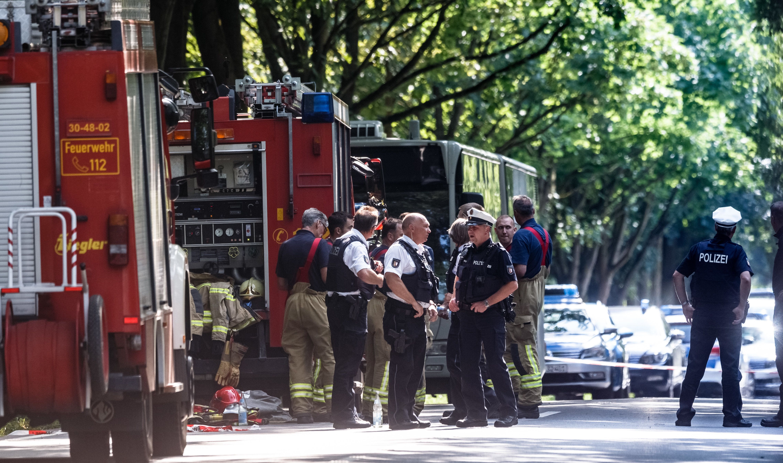 Lübeck: Acht Verletzte bei Gewalttat in Linienbus