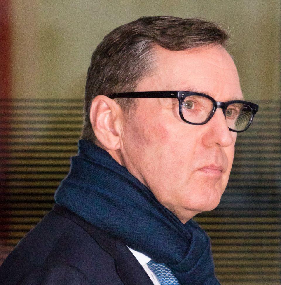 Alan Milburn resigned in December, saying he had