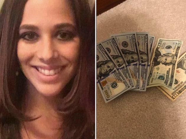 Lehrerin erzählt im Flugzeug von Job – kurz darauf ist sie 500 Dollar reicher