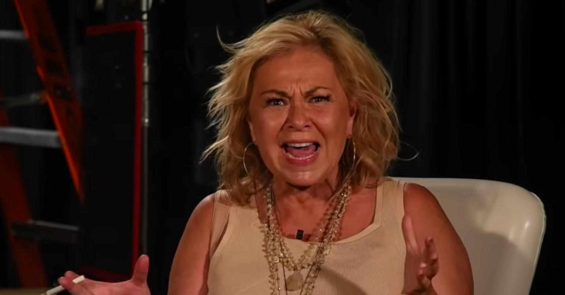 Roseanne Posts Outburst About Valerie Jarrett: 'I Thought The Bitch Was White!'