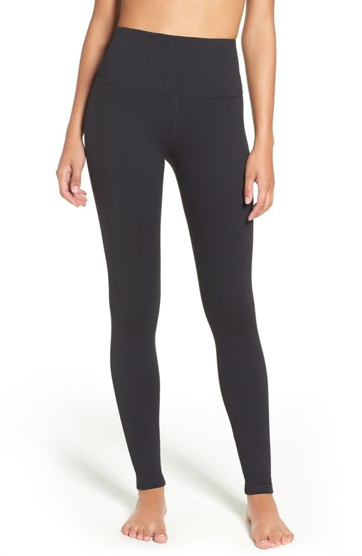 ea28fab0ed975f Nordstrom Shoppers Are Obsessed With These High-Waist Leggings That ...