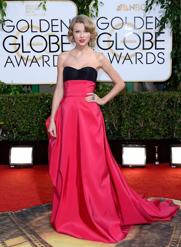 Atthe 71st Annual Golden Globe Awards held at the Beverly Hilton Hotel on Jan. 12, 2014.