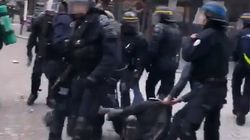 Macron Aide Filmed Assaulting May Day Protesters