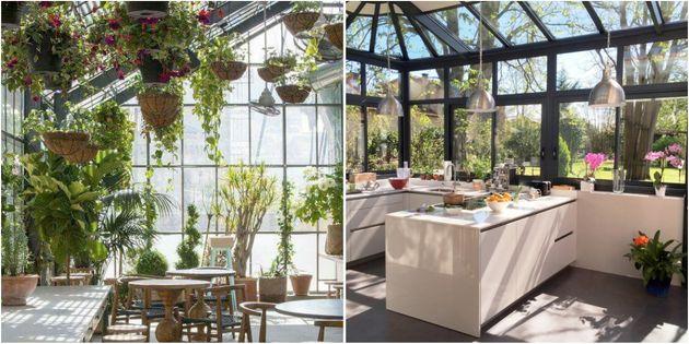 Jardin d'hiver, salon, cuisine, bibliothèque… À vous de voir