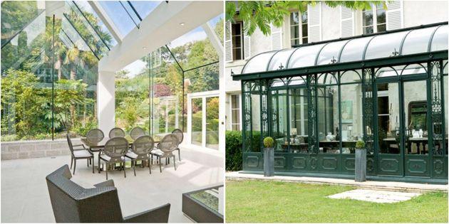 Ultra contemporain ou Art Nouveau, la véranda s'adapte à tous les