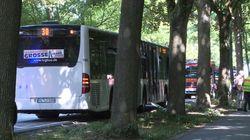 Messer-Attacke in Lübeck: Busfahrer spricht über den Moment, als Panik