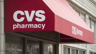 A CVS Pharmacy drug store is seen in Washington, DC, December 21, 2016. / AFP / SAUL LOEB        (Photo credit should read SAUL LOEB/AFP/Getty Images)