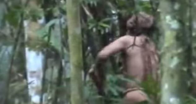 Ο τελευταίος επιζών μιας φυλής βρίσκεται στα δάση του Αμαζονίου και προστατεύεται από το