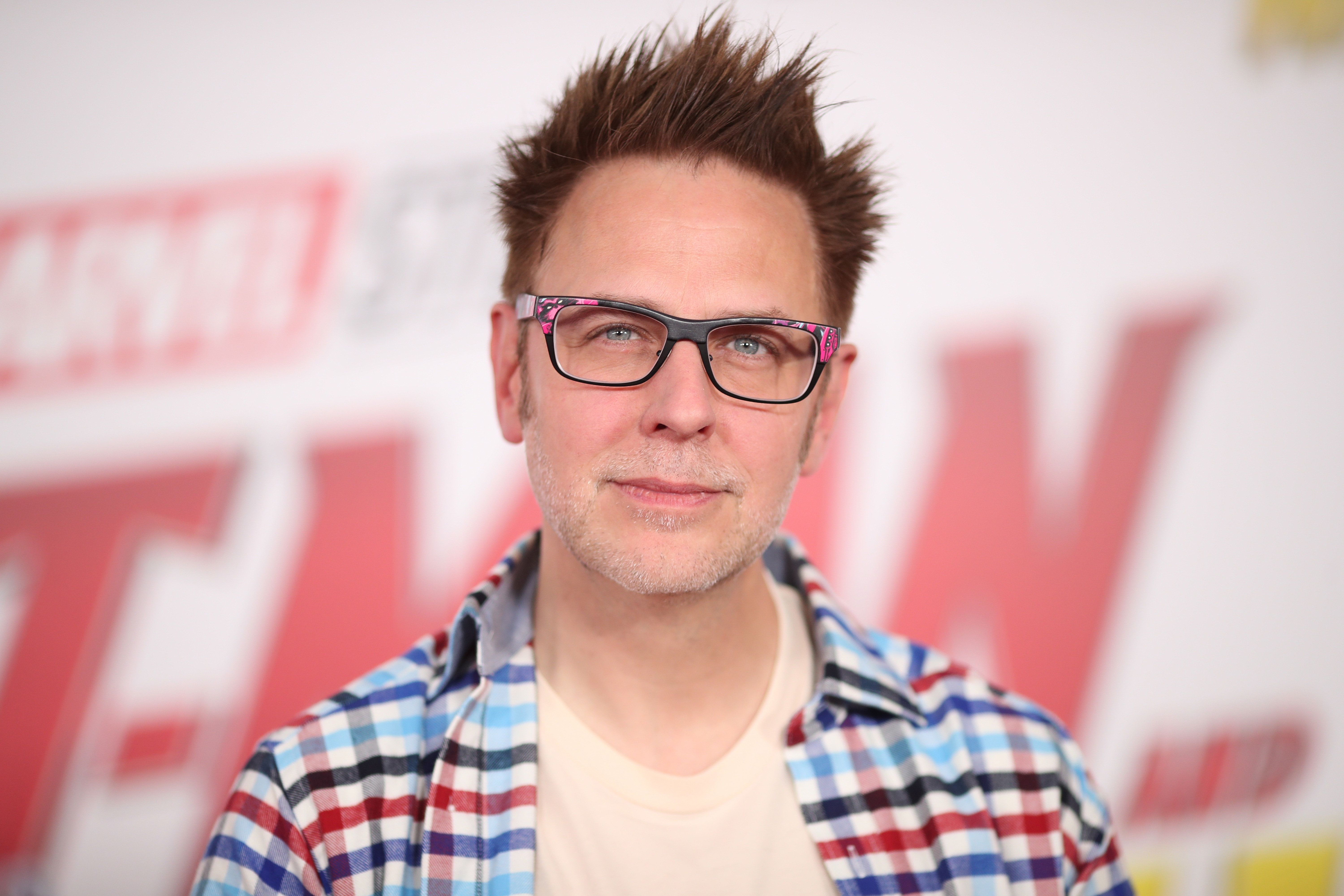 LOS ANGELES, CA - JUNE 25:  James Gunn attends the premiere of Disney And Marvel's 'Ant-Man And The Wasp' on June 25, 2018 in Los Angeles, California.  (Photo by Christopher Polk/Getty Images)