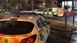 Wolverhampton Hospital Car Park Cordoned Off After Man