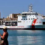 UE: l'Italie impose des conditions pour accepter les migrants sauvés en