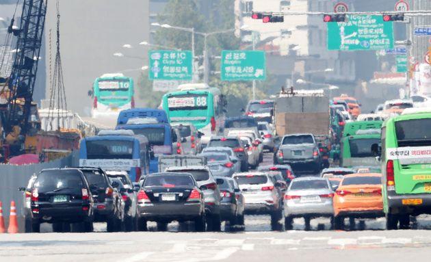 오늘(21일) 서울 낮 최고 기온은 사람 체온보다