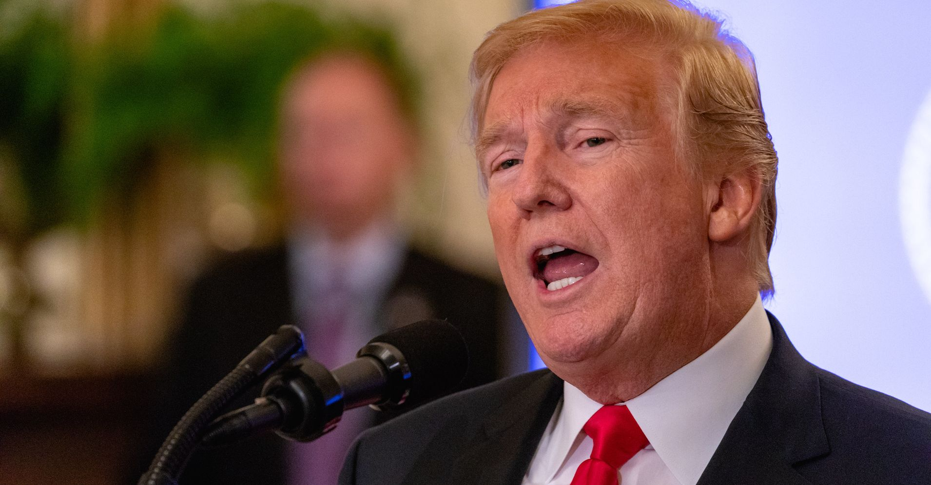 Donald Trump's Boast About Being 'Your Favorite President' Goes Awry