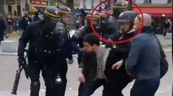 Έλληνας ο διαδηλωτής που ξυλοκόπησε ο συνεργάτης του Μακρόν την Πρωτομαγιά, γράφουν τα γαλλικά